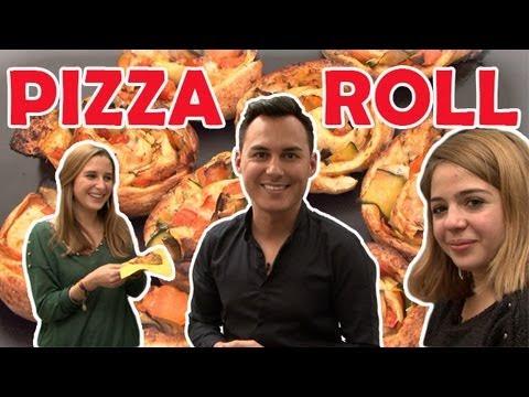 Recette des Pizza Rolls par Hervé Cuisine Chez Vous
