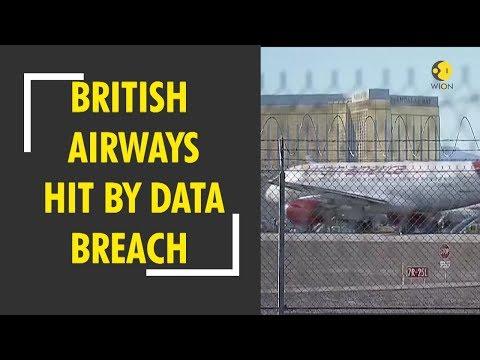 Hackers target British Airways website & mobile app