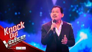 อาต๊อด - Lady - Knock Out - The Voice Senior Thailand - 23 Mar 2020