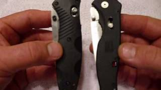 Benchmade 580 Barrage (580) - відео 1