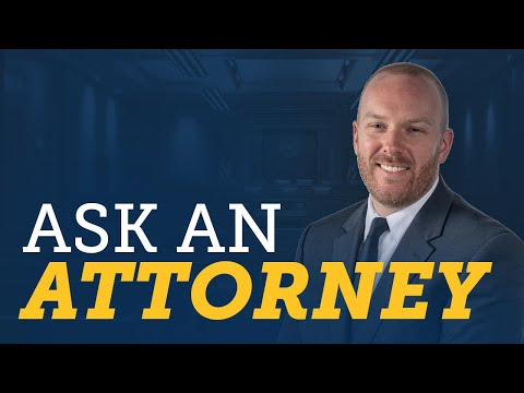 Wasp Spray for Self Defense? : Ask An Attorney [LIVE with Tom Grieve and Kevin Michalowski]