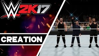 WWE 2K17 Creations: Authors Of Pain (Xbox One)