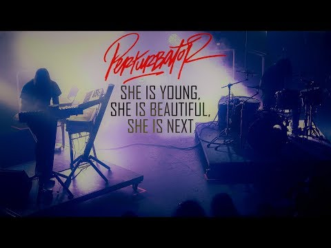 "PERTURBATOR ""She Is Young, She Is Beautiful, She Is Next""  live in Athens (4K)"