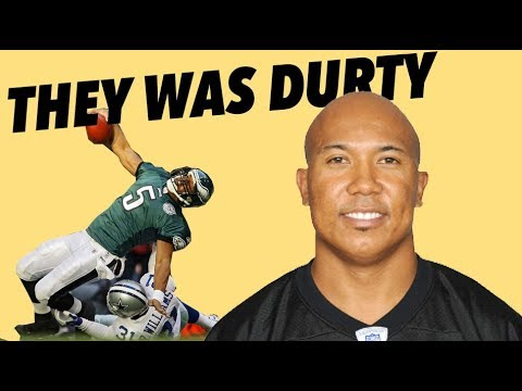 FIVE NFL PLAYERS WHO WERE SO DIRTY THEY HAD TO CHANGE THE RULES