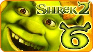 Shrek 2 Walkthrough Part 6 (PS2, XBOX, Gamecube) Team Action - 6: Jack and Jill
