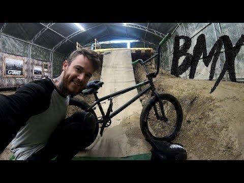 Zum ersten Mal mit BMX springen | Kindheitswunsch erfüllt | Fabio Schäfer Vlog #129