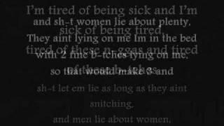 Women Lie Men Lie - Yo Gotti