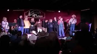 2017 Country For A Cause with Doug Supernaw & Friends - You Never Even Called Me By My Name