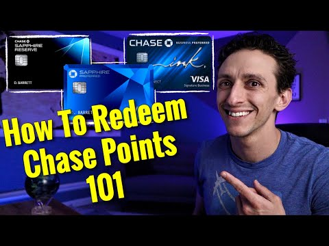 How To REDEEM CHASE POINTS For Travel | Ultimate Rewards 101