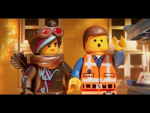 Trailer La LEGO película 2