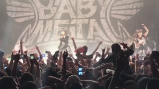 BABYMETAL  - Road Of Resistance Live 6/16/17