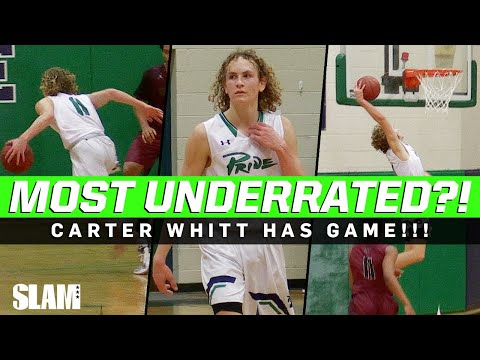 Download MOST UNDERRATED PG?!? Carter Whitt Got CRAZY GAME! Mp4 HD Video and MP3