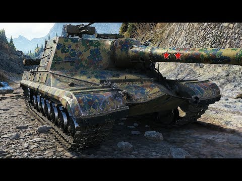 Object 268 - THE FORGOTTEN TD - World of Tanks Gameplay