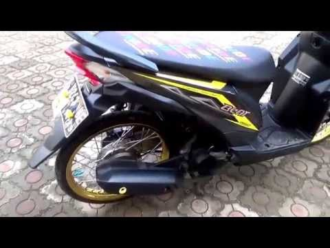 Video HONDA BEAT VERSI UNYU UNY
