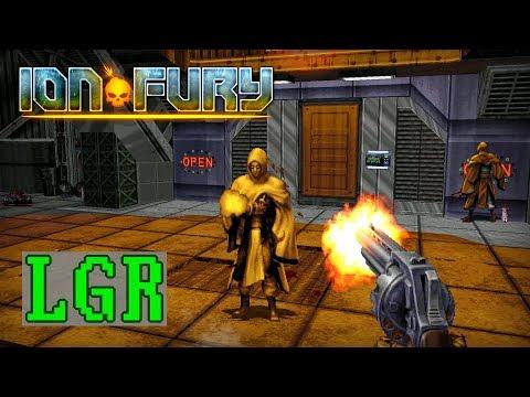 Gameplay de Ion Fury