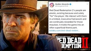 Red Dead Redemption 2 Is Just NOT Good Enough!