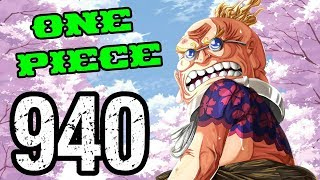 """One Piece Chapter 940 Review """"Master HYODA Shows The Way!"""""""