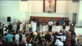 OBC Corporate Worship Service Featuring Lawrence Flowers and Intercession Sunday August 5,2012