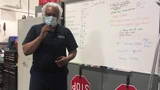 Bobby Beltsville Maintenance Communication Board And Task Reminder For Mechanics.