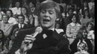 """Raindrops Keep Fallin' On My Head"" Music Video by Johnny Farnham"
