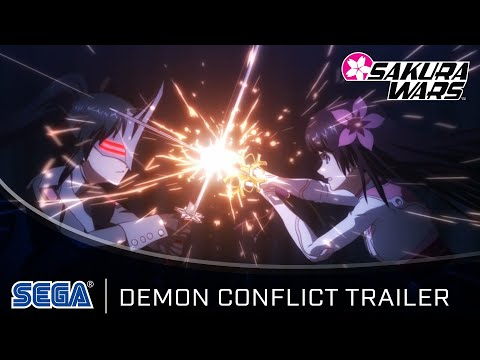 Sakura Wars | Demon Conflict Trailer