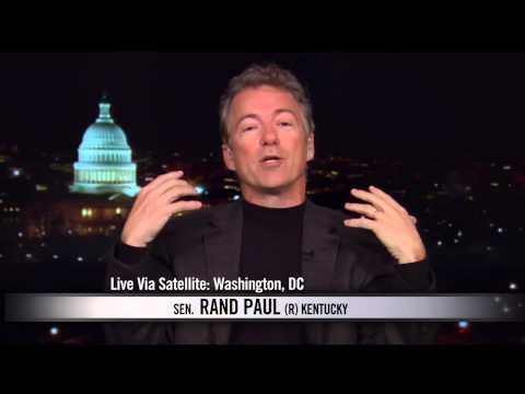 Rand Paul on Bill Maher 11/14/14