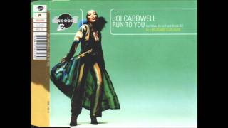 Run To You (Brutal Bill's Hard Vocal & Hard Dub Mix) - Joi Cardwell