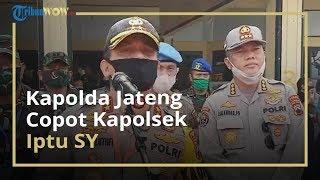 Kapolda Jateng Copot Kapolsek yang Mobilnya Tabrak Rumah Warga dan Tewaskan 2 Penghuninya