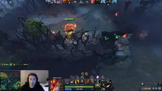 HOW I DESTROY GAMES WITH EMBER SPIRIT (Legend Smurf)
