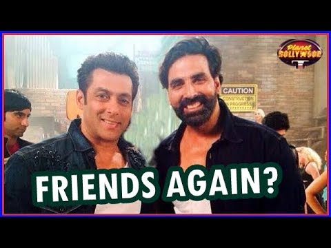 Akshay Kumar Trying To Patch Up With Salman Khan | Bollywood News
