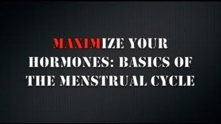 How to get pregnant: Basics of the Menstrual Cycle