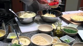 Ricotta Spaghetti Bake  eHow