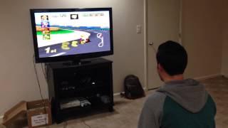 Broccoli Samurai - Mario Kart Fun
