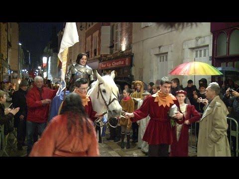 Les fêtes de Jeanne d'Arc à Orléans