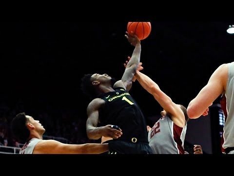 Oregon Improvises Game-Winner