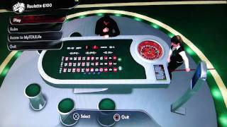 Test Drive Unlimited 2 TDU2 Casino Roulette Money Cheat Glitch 720p HD