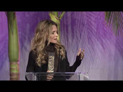 Michelle Pfeiffer applauds Gwyneth Paltrow for speaking out against Harvey Weinstein