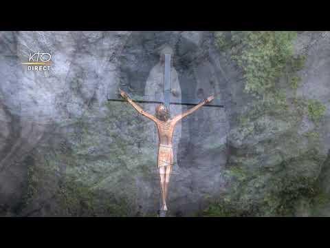 Chapelet du 1er octobre 2020 à Lourdes