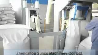 Powder Bagging Machine Packing 50kg bag