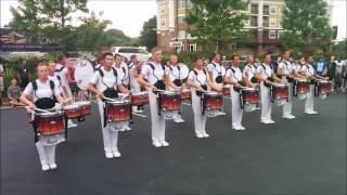 Phantom Regiment 2016 Drumline: DCI Atlanta