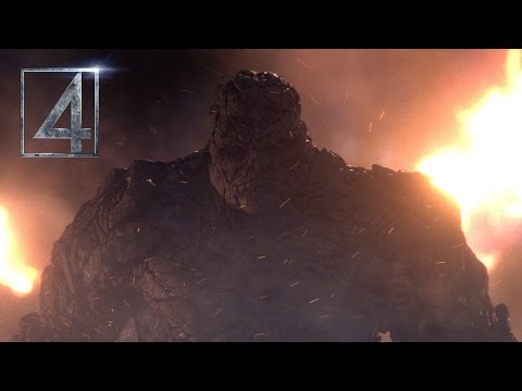Movie Trailer: Fantastic Four (1)