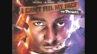 Lil Wayne & Juelz Santana- I Can't Feel my Face(The Prequal)