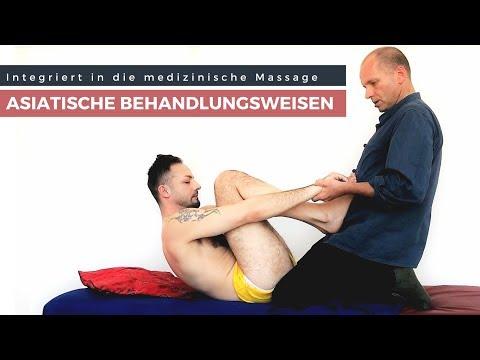 Übung für die Behandlung von Bandscheibenbruch der Halswirbelsäule