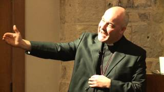 Christ in the Wilderness - Bishop Stephen Cottrell speaks at the St Paul's Sunday Forum