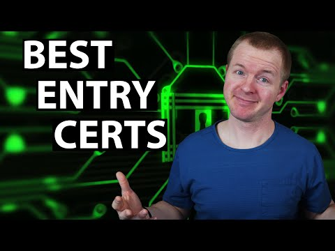 Top 5 Entry Level Cyber Security Certifications (AND Bonus Advice ...