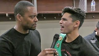 Ryan Garcia: Devin Haney Ain't No F'ING CHAMP! I'M The REAL CHAMP!