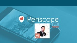 EP13: Periscope 101 - How To DM (DIrect Message) On Periscope