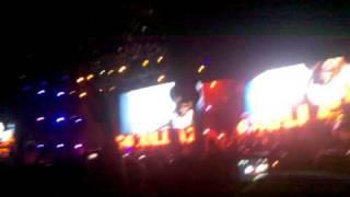 Gorillaz Live Coachella 2010