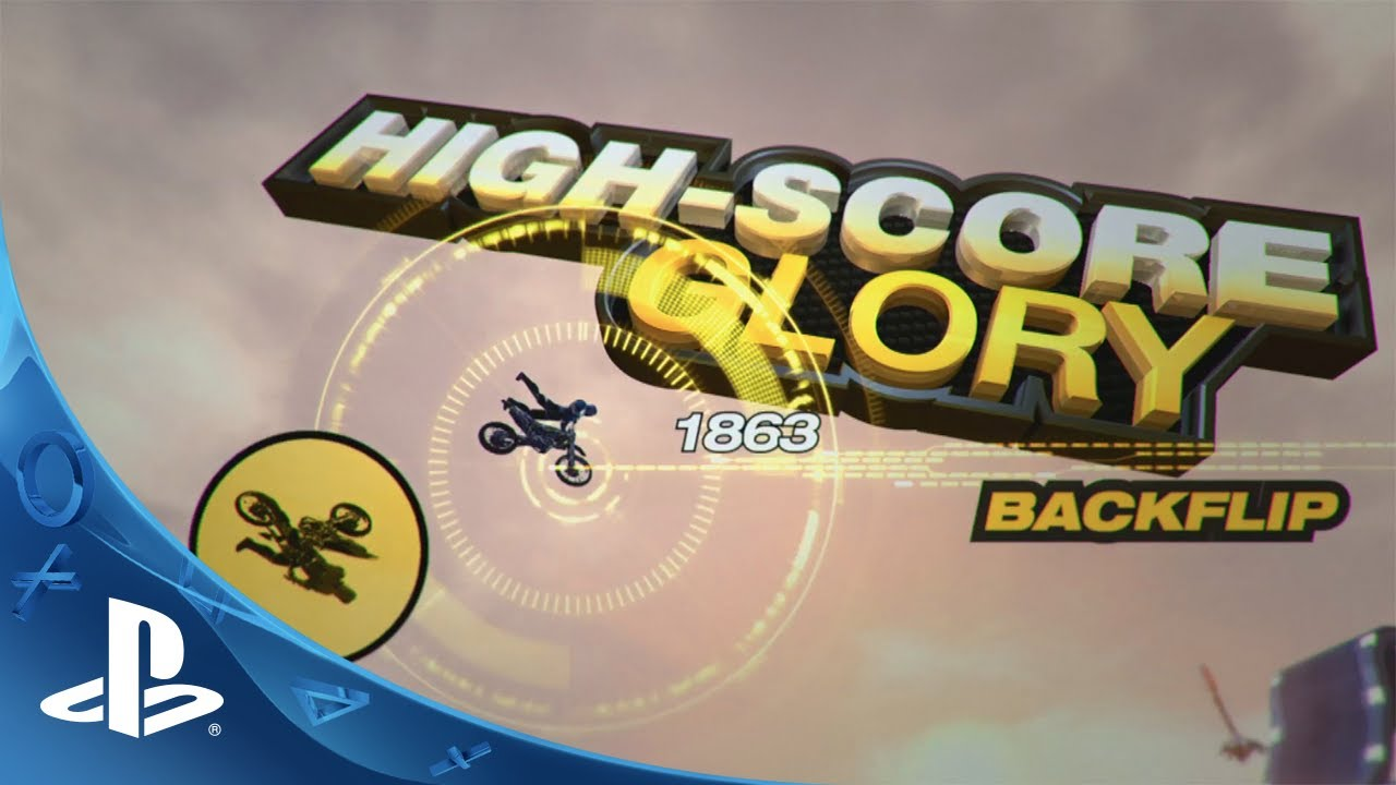 Trials Fusion: FMX Tricks, High Scores, and Lots and Lots of Crashes