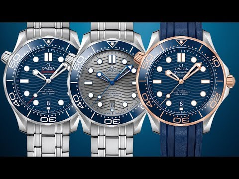 Why the NEW Seamaster Diver 300M is Worth the Price Increase